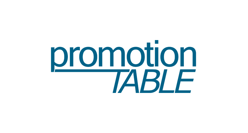 promotion table - logo